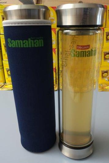 Samahan Sport- und Wellnessflasche