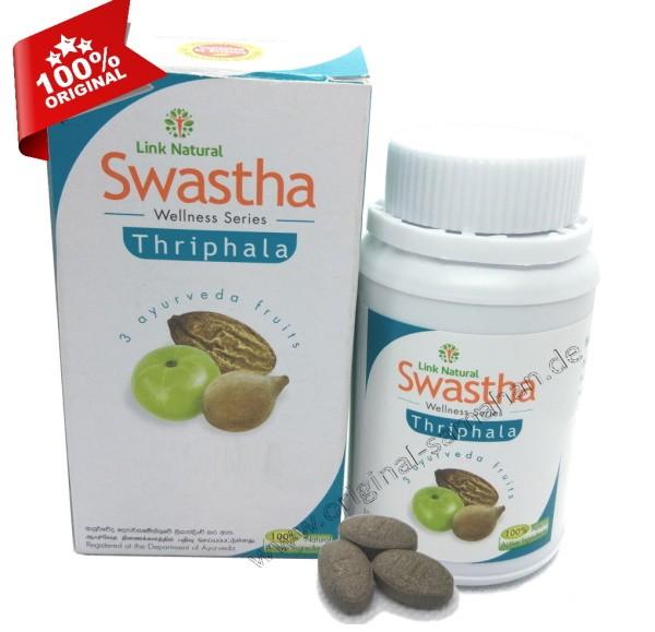 Triphala Dreifrucht 120 Tabletten
