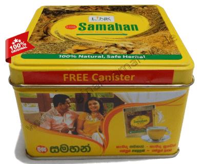 Original Samahan Tee 60x Vorratsdose